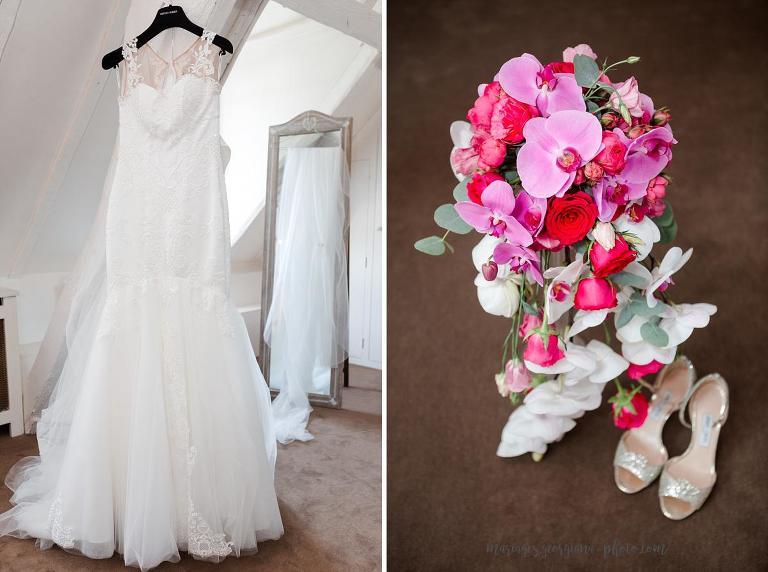 Photographe Yvelines - reportage mariage Montfort-l'Amaury